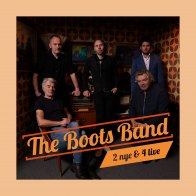 The Boots Band «2 nye & 4 live»