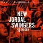 Albumcover for New Jordal Swingers «11 sanger»